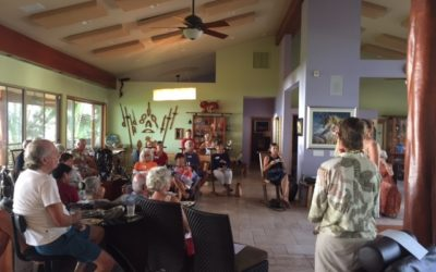Our First Community Educational Forum at AlohaAku